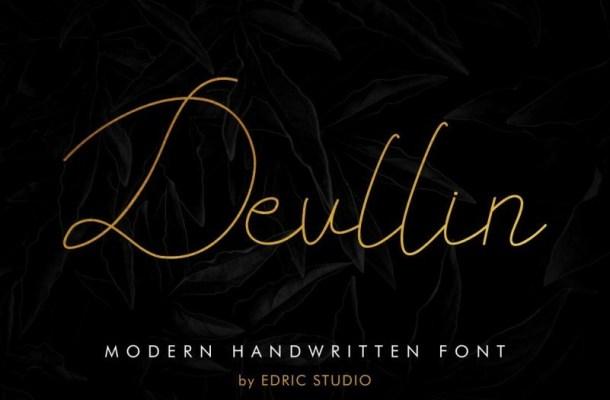 Devllin Font