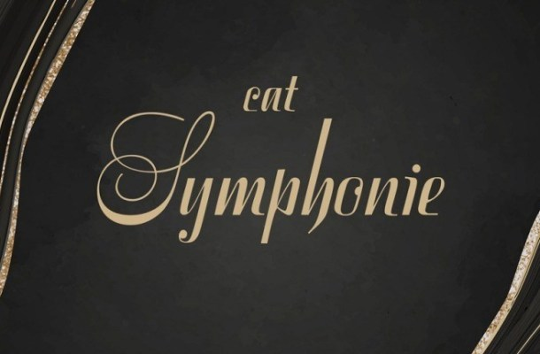 Symphonie Calligraphy Font