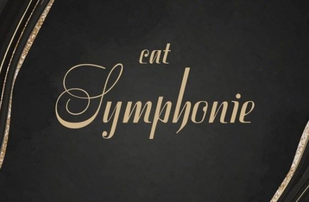 Symphonie Calligraphy Font