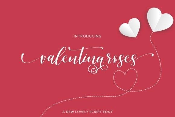 Valentinaroses Font