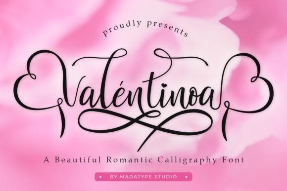 Valentinoa Font