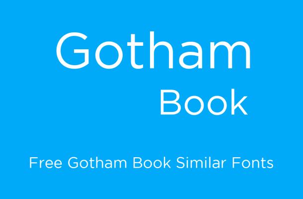 gotham book