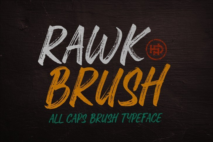 rawk-brush-font-1
