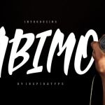 Abimo Display Font