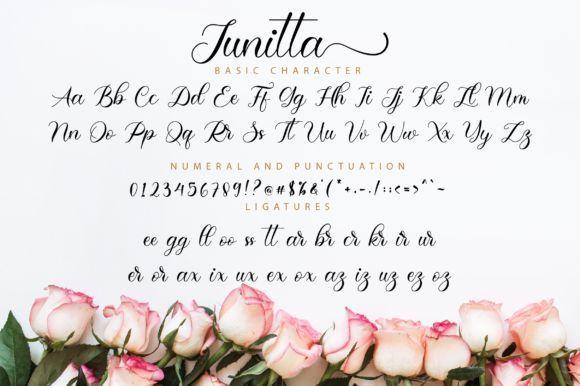 Junitta-Calligraphy-Font-3