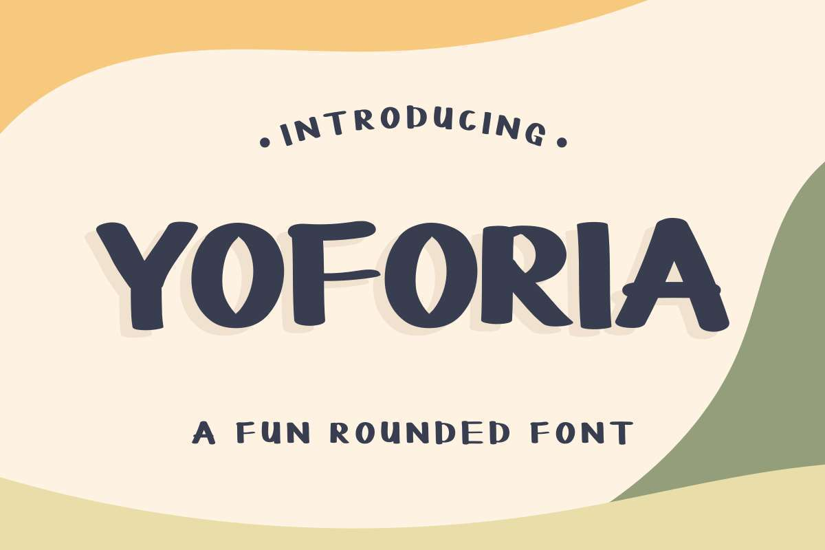 YOFORIA-Rounded-Font-1