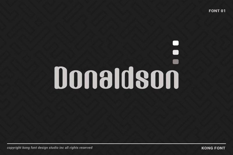 donaldson-font-1