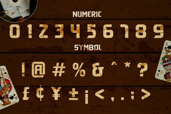 Benzo-Display-Vintage-Font-4