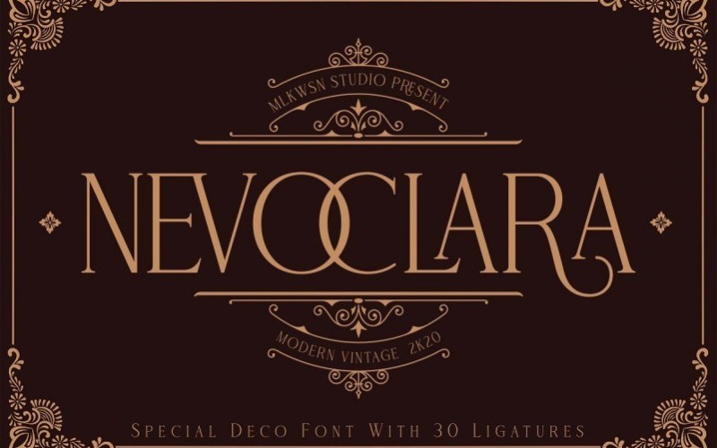 Nevoclara-Serif-Font-1