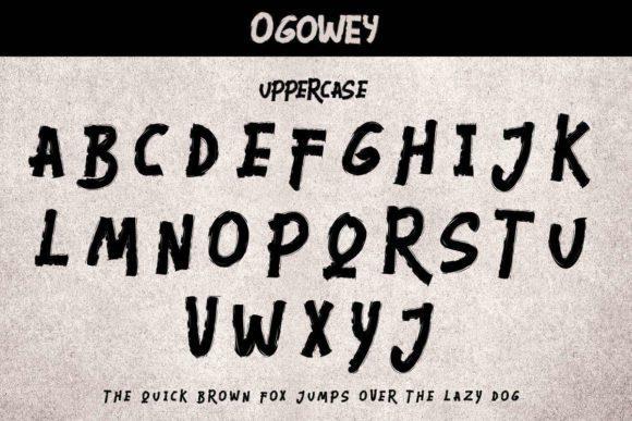 Ogowey-Font-3