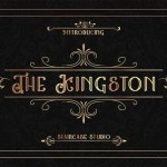 The Kingston Script Font
