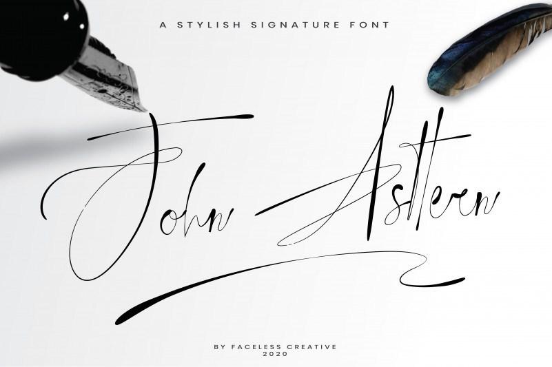 John-Asttern-Signature-Font-1