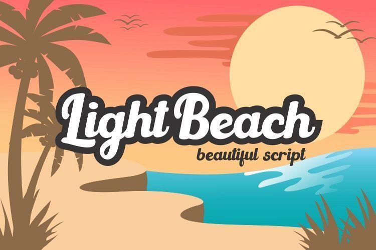 Light-Beach-Script-Font-1