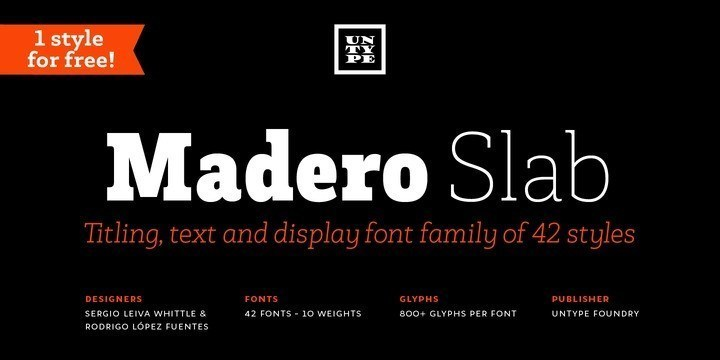 Madero-Slab-Serif-Font-1
