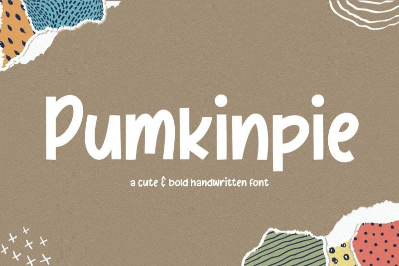 Pumkinpie-Bold-Handwritten-Font-1