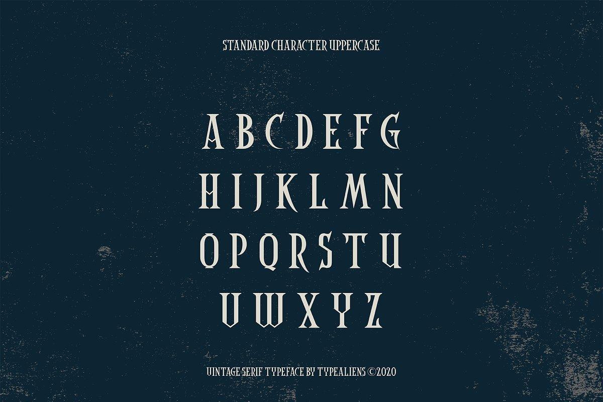 Coaster-Ghost-Vintage-Serif-Font-4