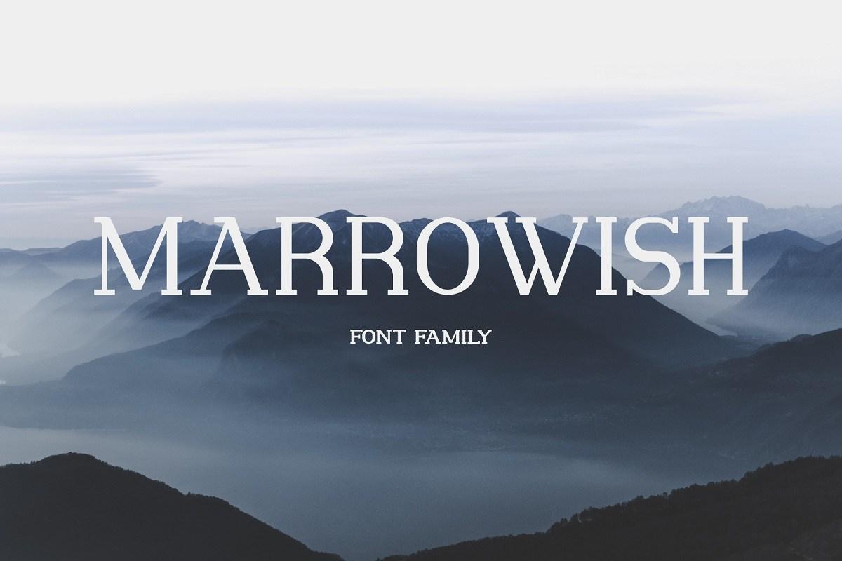 Marrowish-Slab-Serif-Font-1
