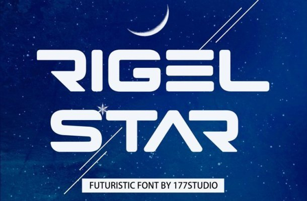 Rigel-Star-Futuristic-Display-Font-1