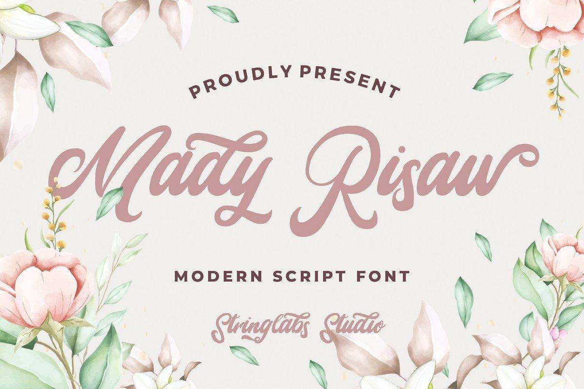 Mady-Risaw-Modern-Script-Font-1