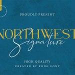 Northwest Signature Font Duo