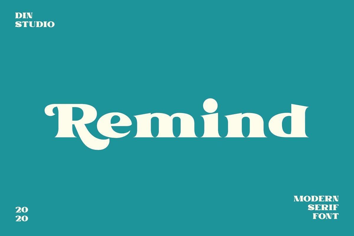 Remind-Modern-Serif-Font-1