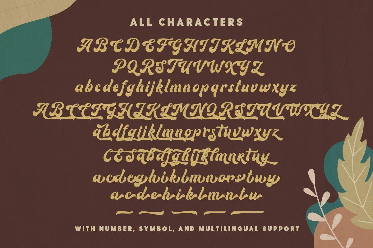 Routhers-Retro-Bold-Script-Font-3