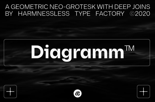 Diagramm Neo-Grotesk Sans Typeface