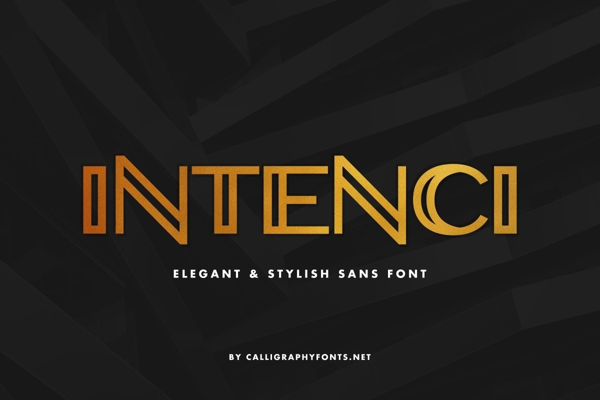 INTENCI-Display-Sans-Font