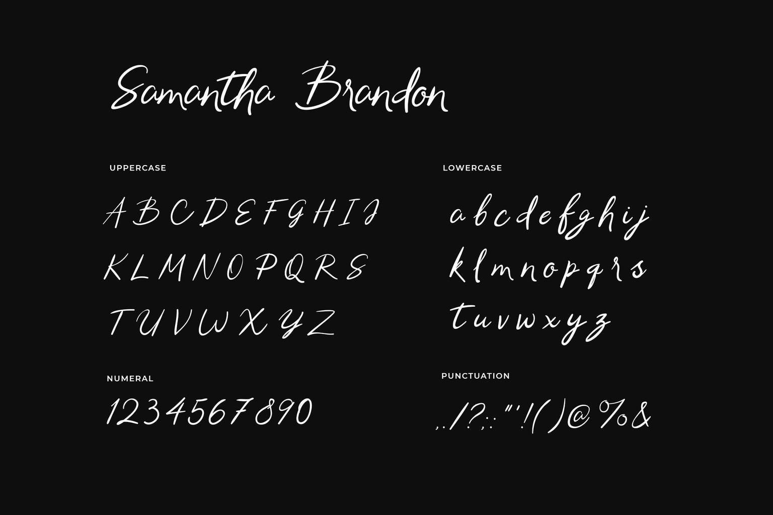 Samantha-Brandon-Handwritten-Font-3
