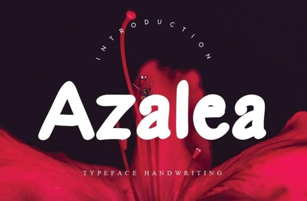 Azalea Font
