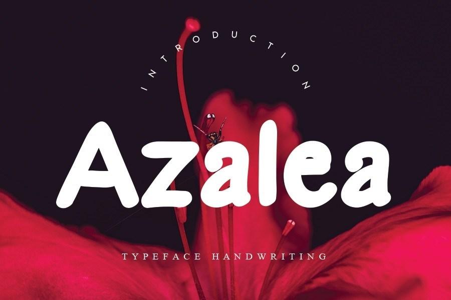Azalea-Font