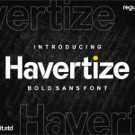 Havertize Font