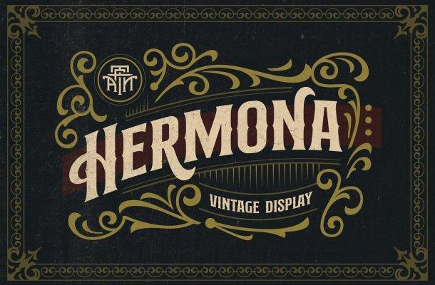 Hermona Font