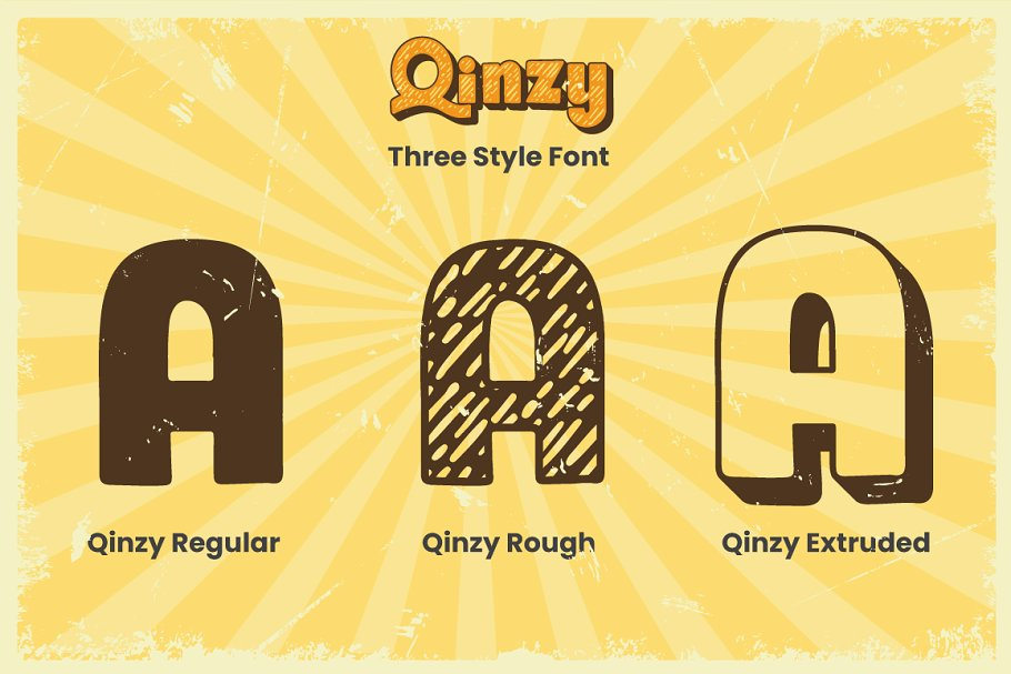 Qinzy-Vintage-Layered-Font-2