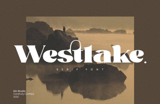 Westlake Font