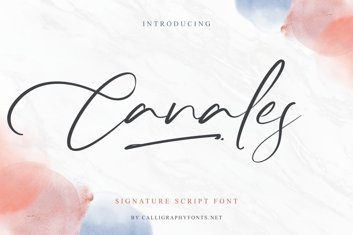 Canales-Font