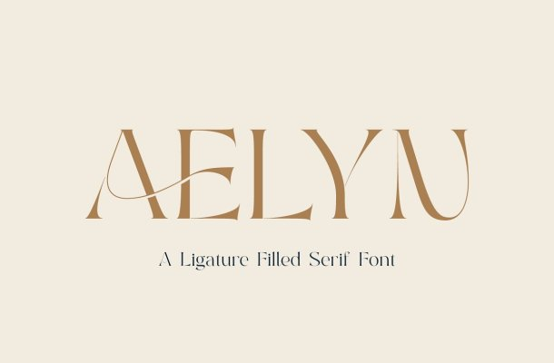 Aelyn-Font