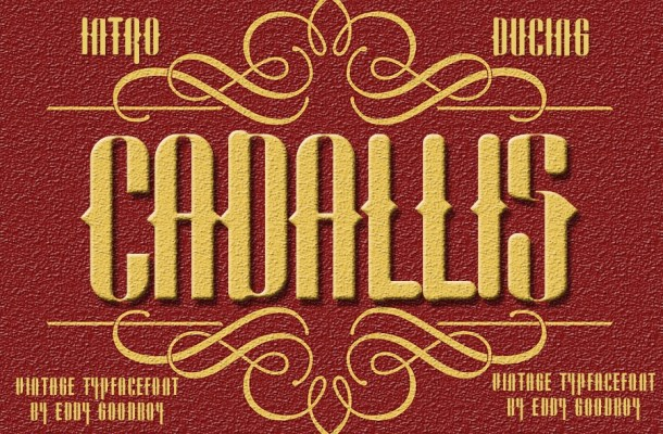 Cadallis-Font
