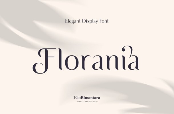 Florania-Font