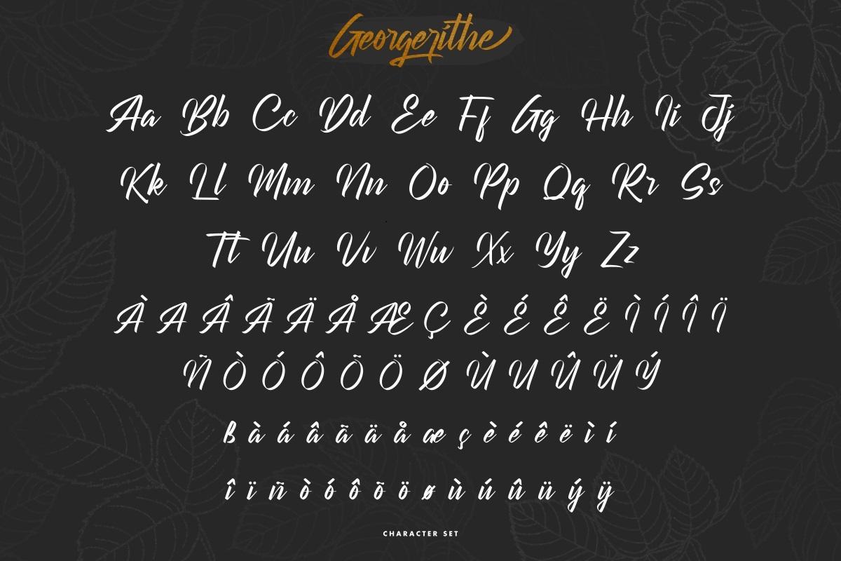 Georgerithe-Font-3