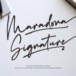 Maradona Font