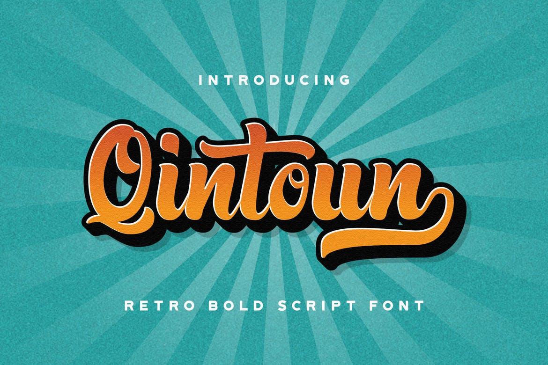 Qintoun-Font