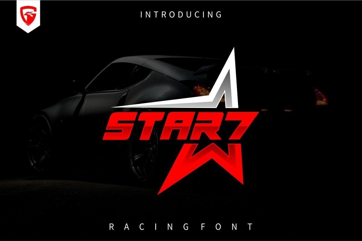 Star7-Font