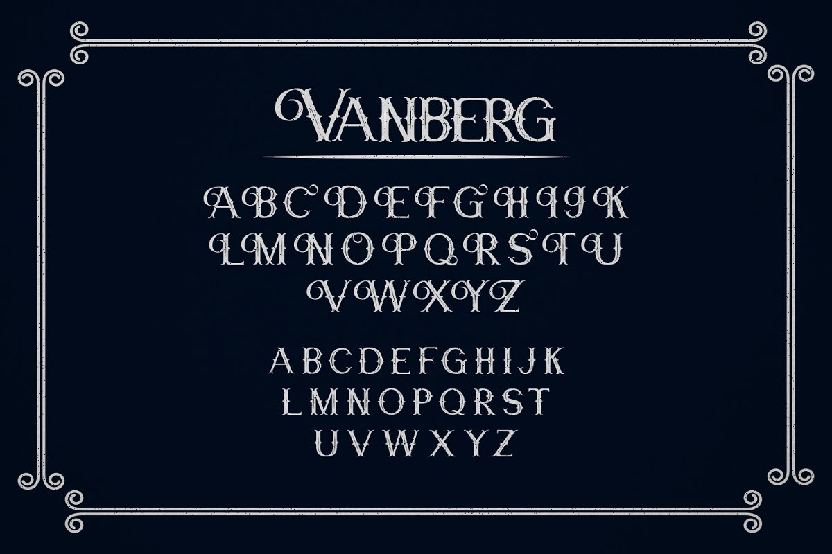 Vanberg-Font-2