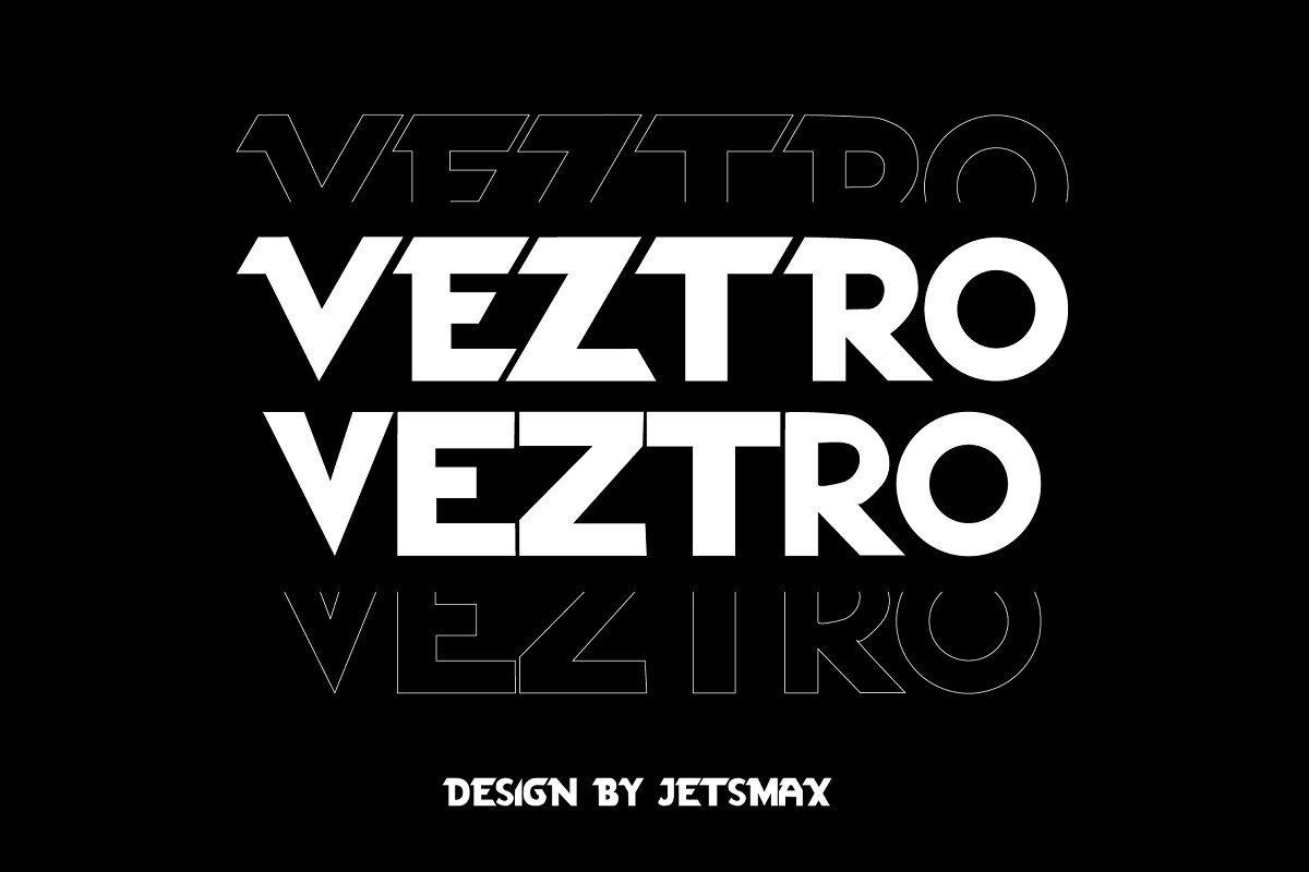 Veztro-Font