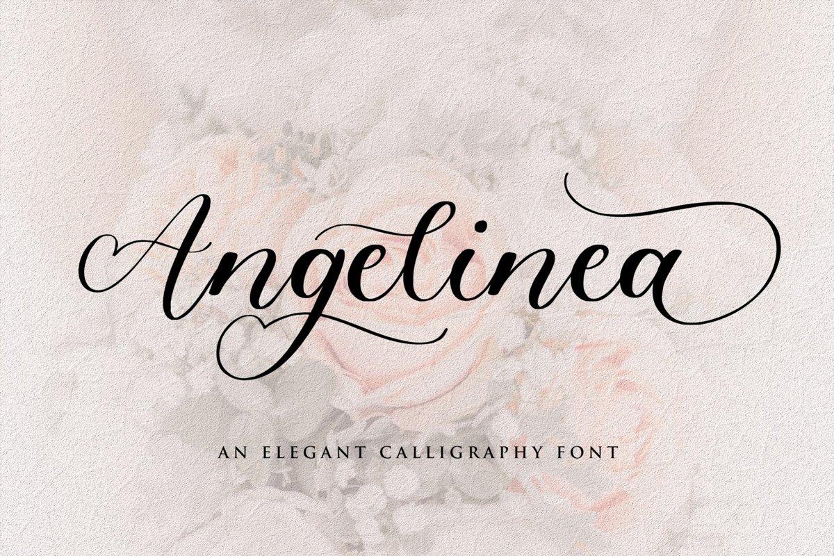 Angelinea-Font