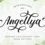 Angellya Font