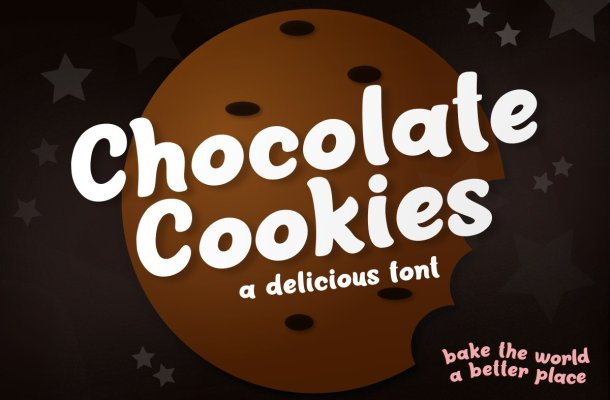 Chocolate-Cookies-Font-1