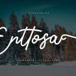 Enttosa Font