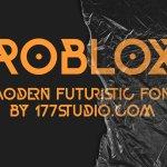 Roblox Font
